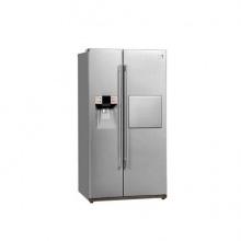 Daewoo Kühlschrank A++ Kühlteil 353 L metalldekor Bild 1