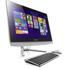 Lenovo PC 23,8 Zoll FHD 2,7GHz 8GB RAM Hybrid 2TB HDD Bild 1
