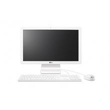 LG PC 1,6GHz 4GB RAM 500GB HDD Win 8 weiß Bild 1