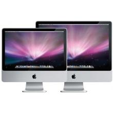 Apple PC 20 Zoll 2,4 GHz 1GB RAM 250 GB HDD silber Bild 1