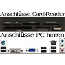 shinobee Allround PC 4 x 3800 MHz 8GB RAM 500GB HDD Bild 1