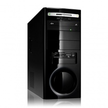 Morius Allround-PC 2x3.4GHz 4GB RAM 1TB HDD Win7HP Bild 1