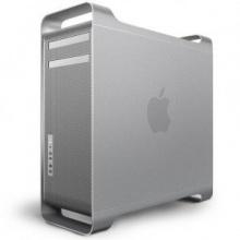 Apple Mac Pro 4 x 2.66 GHz 2GB RAM 250 GB silber Bild 1