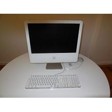 Apple iMac 20 Zoll 2,0 GHz 512MB RAM 250GB  Bild 1