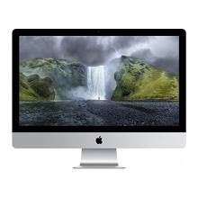 Apple iMac 27 Zoll 3.5GHz 8GB 1TB FLASH Bild 1