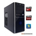 dercomputerladen Office PC 2x3,9 GHz 4GB RAM 500GB HDD Bild 1