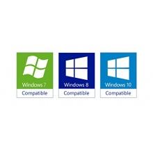ONE Office PC 4x3.80GHz 8 GB RAM 120GB SSD 1TB HDD Bild 1