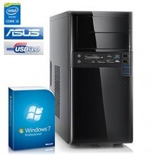 CSL Speed Office PC 4x 3.5GHz 8GB RAM 1TB HDD Bild 1