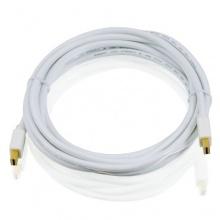 CSL 3m Mini DisplayPort auf Mini DisplayPort weiß Bild 1