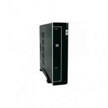 Joy-IT Mini-PC 4x 2 GHz 4GB RAM DVD Laufwerk schwarz  Bild 1