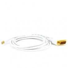 CSL Mini DisplayPort Kabel auf DVI Kabel 2m Bild 1