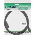 InLine FireWire Kabel 4pol/9pol Stecker Stecker 1m Bild 1