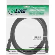 Intos Firewire Kabel 9 pin/9 pin 3 m Bild 1