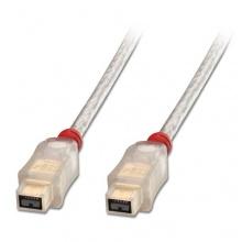 Lindy FireWire Kabel 9-9 Beta Premium 1m Bild 1