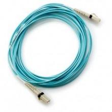 HP PremierFlex Glasfaser Netzwerkkabel LC 5m Bild 1