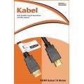 mumbi HDMI Kabel vergoldet doppelte Abschirmung 10m Bild 1