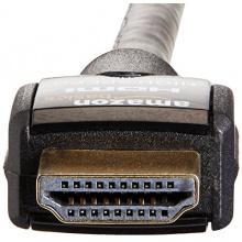 AmazonBasics HDMI Kabel Ethernet 3D 0,9m 2Stk. Bild 1