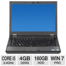 Dell Latitude E5410 Business Notebook Bild 1