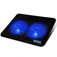 E-PRANCE® Tragbarer 15 Zoll Laptop Notebook Kühler  Bild 1