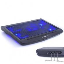 Notebook Laptop Kühler mit 5 einstelbaren Lüfter  Bild 1