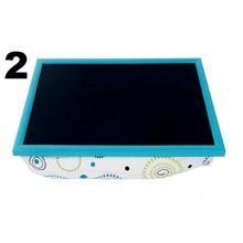 Knie-Tablett Laptop Tablet Kniekissen Ess-Tisch (Zwei) Bild 1