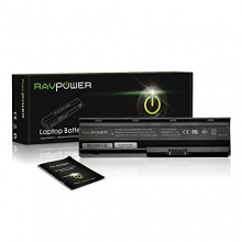 RAVPower® HP6F-RB Notebook Akku 4400mAh 10.8V 11.1V Bild 1