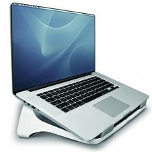 Fellowes 9311202 I-Spire Laptopständer weiß-grau Bild 1