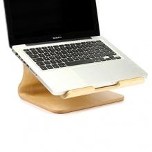 Original UrCover® Echt Holz Notebookständer Bild 1