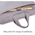 PLEMO Denim-Gewebe Notebook Tasche für 38,1-39,6 cm Bild 1