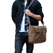Gusti Leder Notebook Tasche 15,4 2B17-17-1 Bild 1