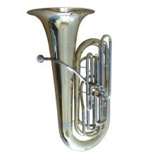 B Tuba 4 ventilig Perinetmaschine Frontaction Bild 1