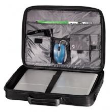 Hama Notebook Tasche bis 44 cm Schwarz Bild 1