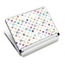 Luxburg® Design Aufkleber LX Muster weiß Bild 1