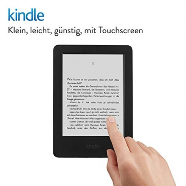 Kindle 15,2 cm 6 Zoll eBook Reader  Bild 1