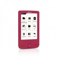 TrekStor e-Book Reader Pyrus mini pink Bild 1