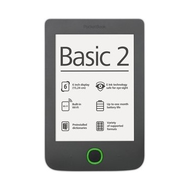 Pocketbook Basic 2 614 eBook Bild 1