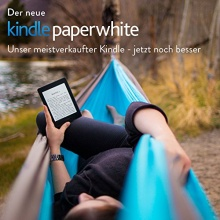 Kindle Paperwhite 3G 15 cm 6 Zoll eBook Reader  Bild 1