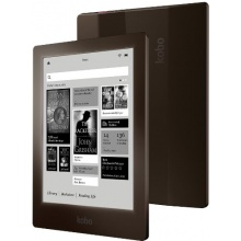 Kobo N204-KBO-N Aura HD 17 cm 6,7 Zoll eBook Reader Bild 1