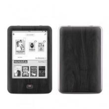 Tolino Shine Skin Ebook Reader Holz Black Woograin Bild 1