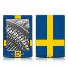 DecalGirl Kindle-Skin - Flaggen Schweden Bild 1
