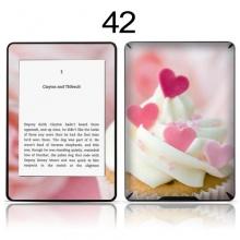 TaylorHe Skin Sticker Kindle Paperwhite kuchen rosa Bild 1