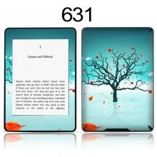 TaylorHe Skin Sticker für Kindle Baum Liebe blau Bild 1