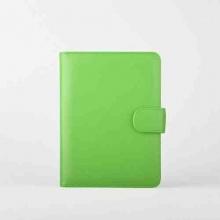 Leder Schutzhülle Hülle Tasche Grün Bild 1