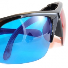 2er SET 3D Brillen in Halbrahmenoptik Marke Ganzoo Bild 1