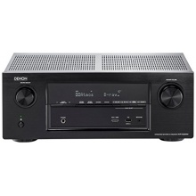 Denon AVRX3200WBKE2 7.2 Surround AV Receiver 180 Watt Bild 1