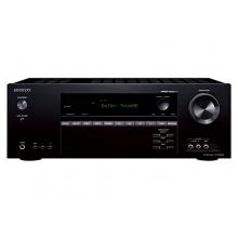 Onkyo TX-SR343 B AV-Receiver 100 Watt schwarz Bild 1