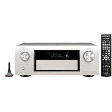 Denon AVR X4200W 7.2 Surround AV Receiver Silber Bild 1