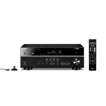 Yamaha RX-V481 DAB MusicCast AV Receiver black Bild 1