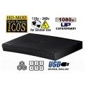 Gebogener SAMSUNG BD-J5100 MultiZone Blu-Ray Player Bild 1