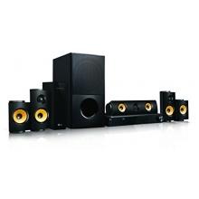 LG LHA825W 5.1 3D Blu-ray Heimkinosystem 1200W schwarz Bild 1
